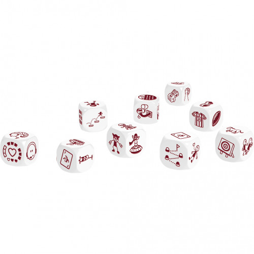STORY CUBES:HEROES