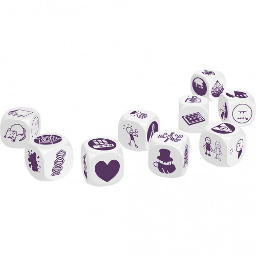 STORY CUBES:MYSTERY