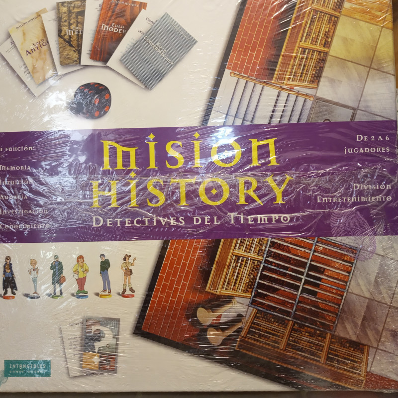 MISION  HISTORY