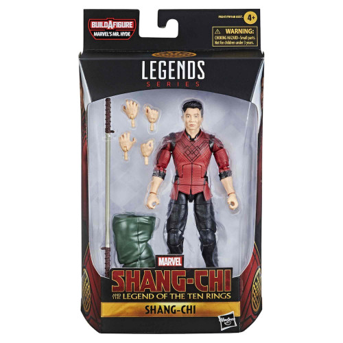 SHANG-CHI(Leg.of The Five Rings)MARV.LEGENDS