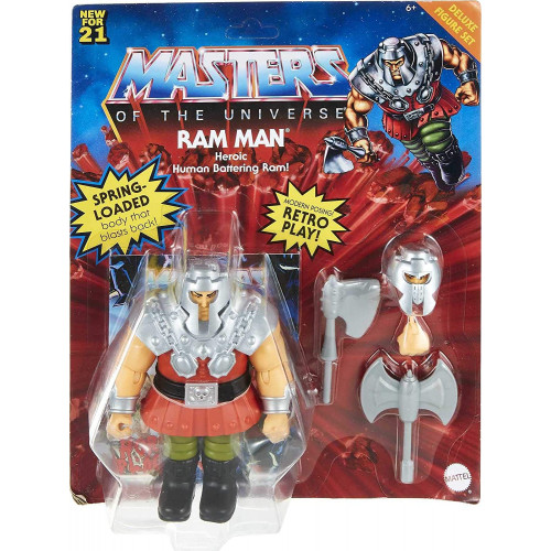 RAM MAN DELUXE(Masters of the universe)