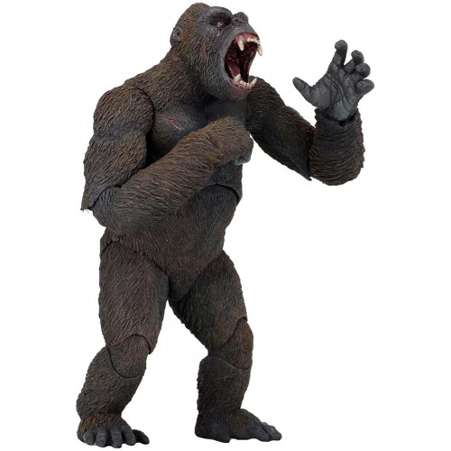 KING KONG(ILLUSTRATED)SCALE ACTION 18CM